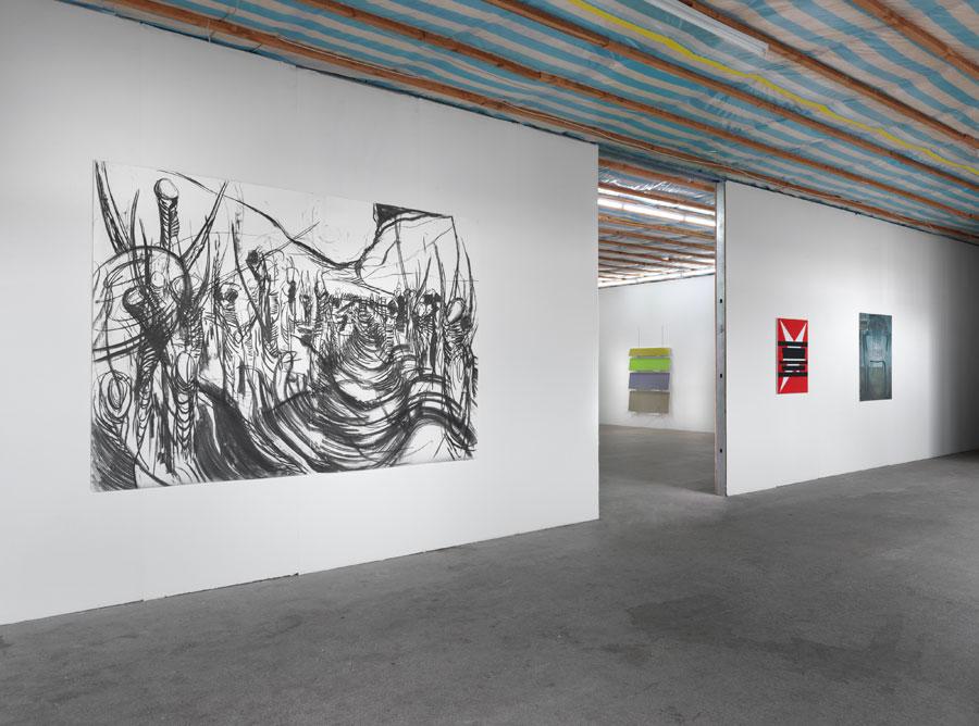 A View Without End, Dutch Artists in Berlin. Autocenter. Curator: Jurriaan Benschop. Berlin (DE) [cat]