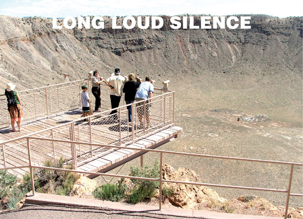 Image invitation Long Loud Silence Project