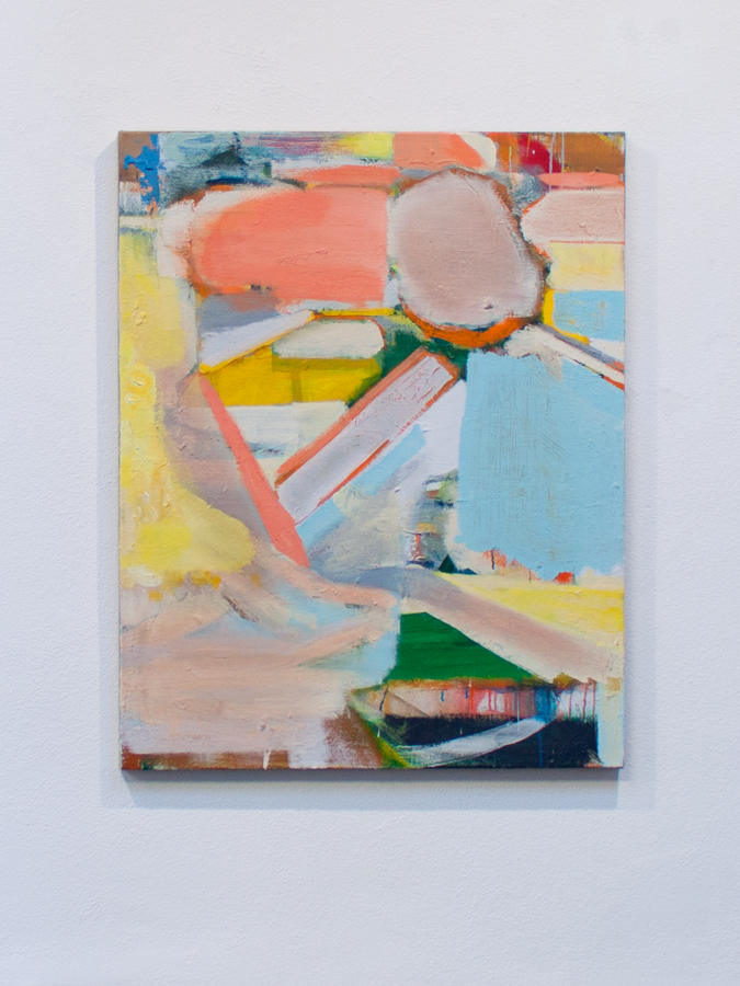 Shifting Sky, 2018 Michael Markwick Galerie am POLYLOG, Wörgl, Austria Austellung: Long Loud Silence
