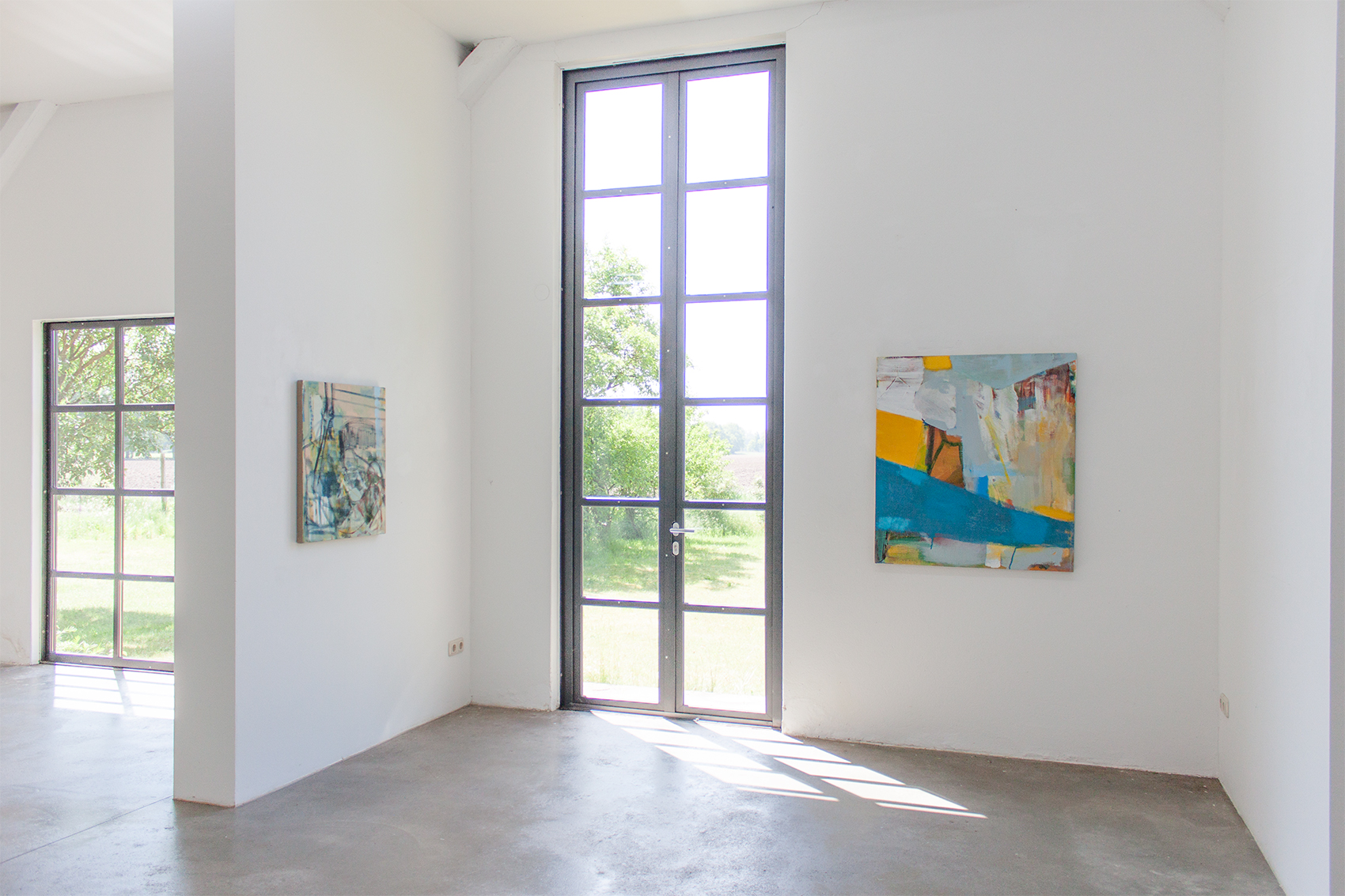 Galerie Born, Berlin, Markwick